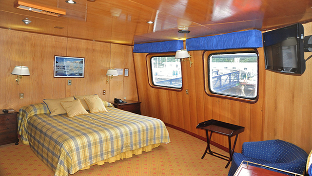 Suite Master Cabin Olympo Deck