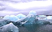 Ice from Glacier